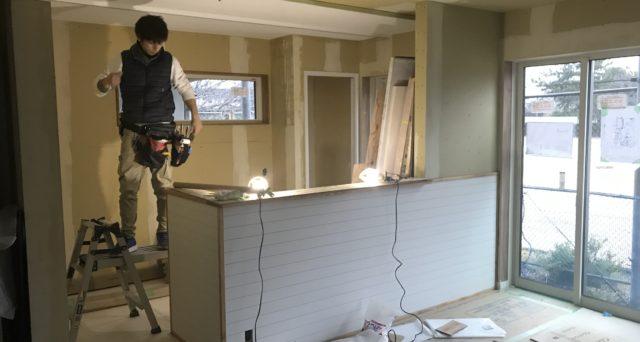 近江八幡市 M様邸〜クロス工事〜
