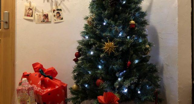 クリスマスの休日