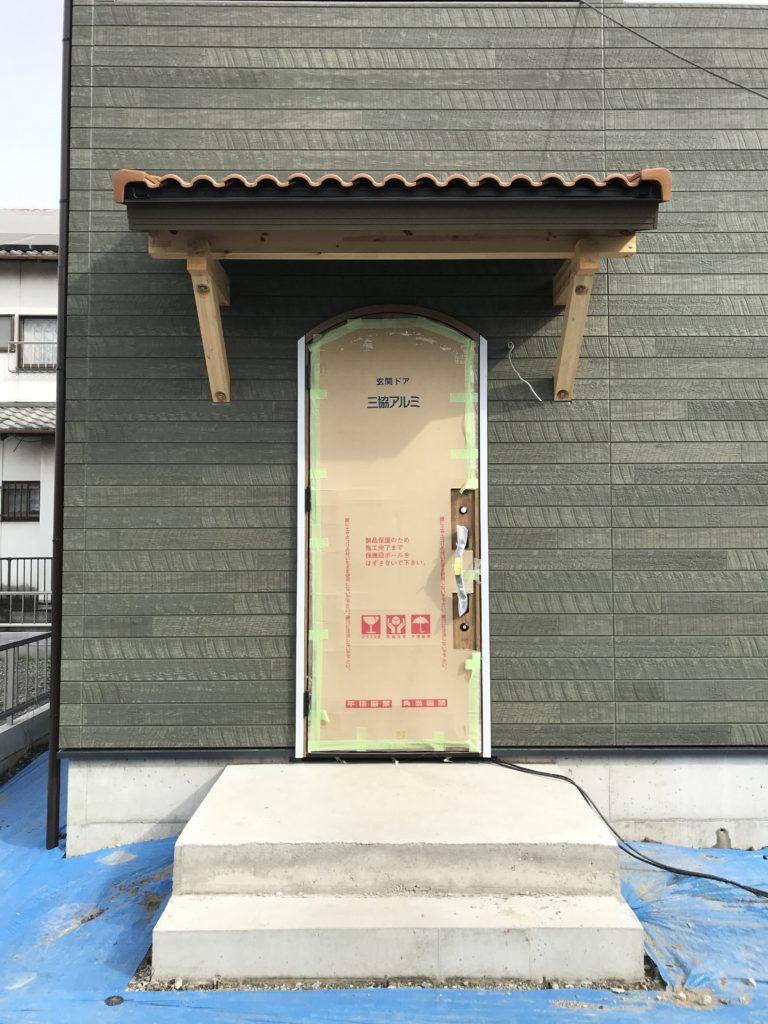 近江八幡市 K様邸〜足場解体〜