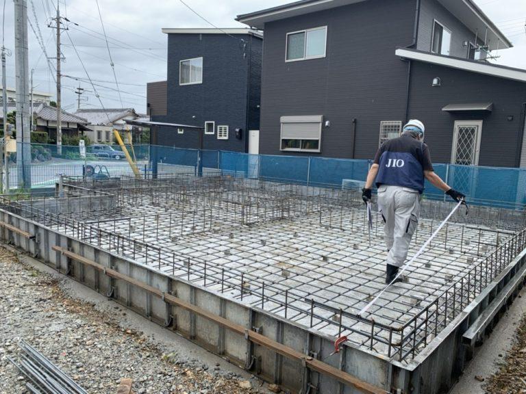 草津市K様邸〜工事進捗〜