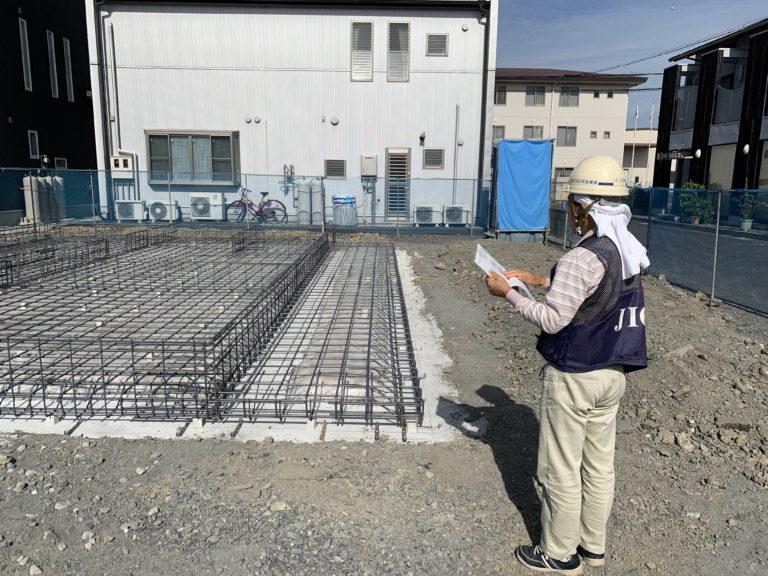 草津市 A様邸〜配筋検査〜