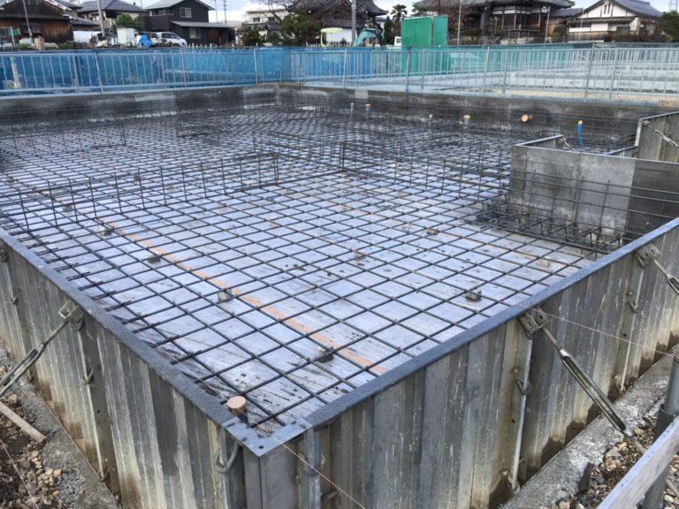 近江八幡市  FK様邸~基礎工事~
