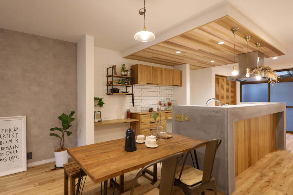 Detached house renovation