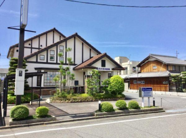 西川小児科医院 約1.2km