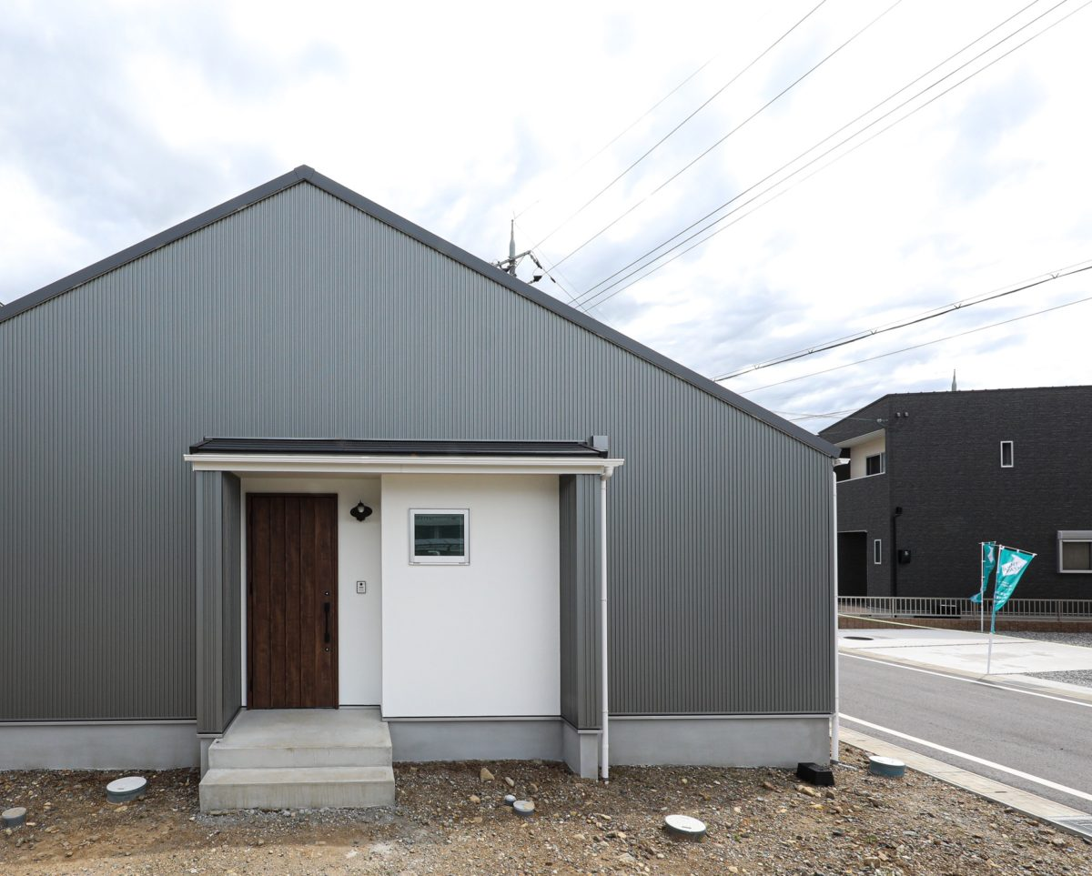One story house/Migratory floor plan